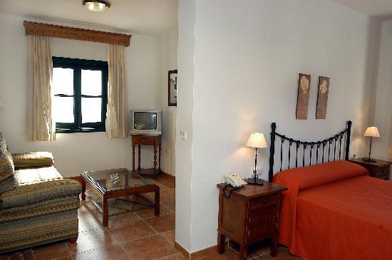 Olvera, España: Habitación