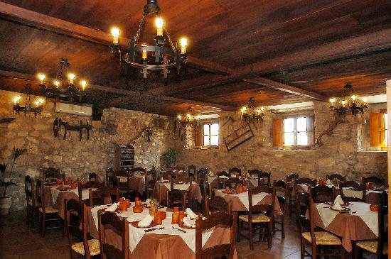 Villaluenga del Rosario, Ισπανία: Restaurante Los Llanos
