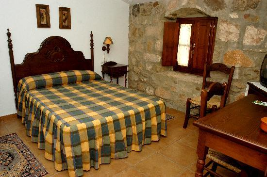 Villaluenga del Rosario, Ισπανία: Habitacion