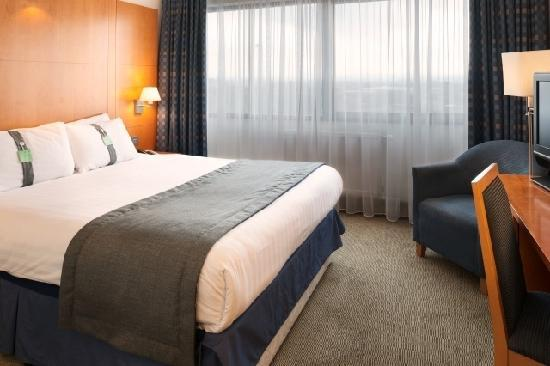 Holiday Inn Preston: Relax in comfort