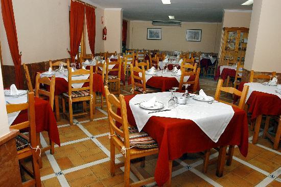 Hotel El Almendral: Restaurante El Almendral