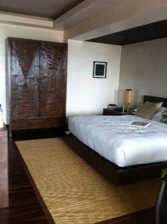 Abaca Boutique Resort: Poolside Oceanfront Suite
