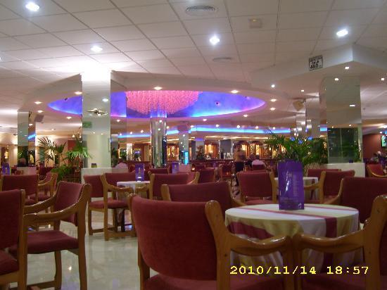 Servigroup Calypso: Inside
