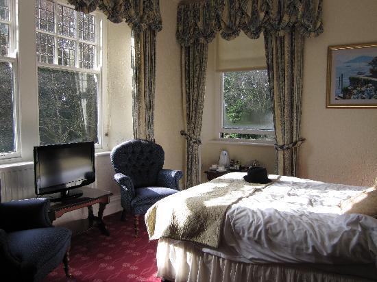 The Burn How Garden House Hotel: Very comfortable room with en-suite