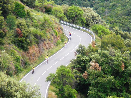 Salou, Espanha: Effortlessly glide downhill all the way!