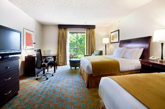 DoubleTree by Hilton Hotel Sacramento: Relax and Rest!