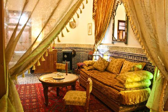 Riad Louna Suite Rouge