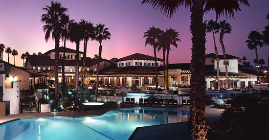 Rancho Mirage, Καλιφόρνια: The Plaza at Rancho Las Palmas Resort & Spa