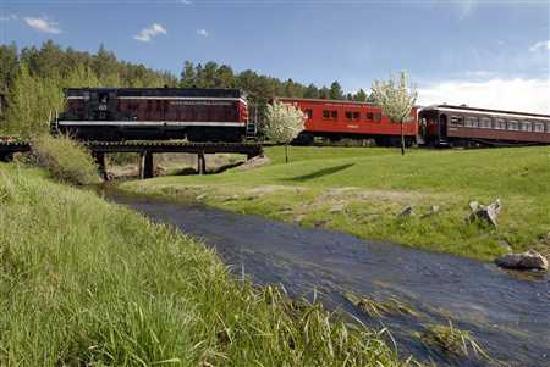 Dakota Tours: Take a step back in time on the 1880 Train.