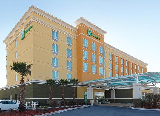 Holiday Inn Jacksonville E 295 Baymeadows: Front view of hotel from 9A