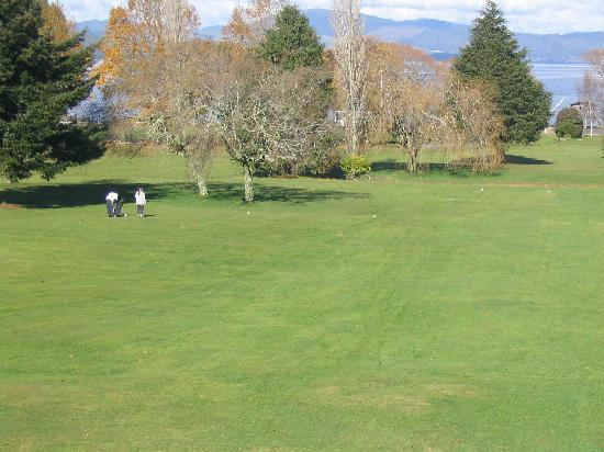 Broekhaven Country Cottage: Golf Course within walking distance
