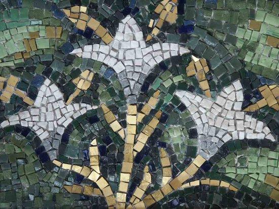B&B Tre Gigli Firenze: Tre Gigli-mosaico