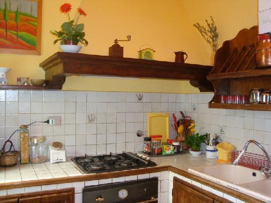 B&B Tre Gigli Firenze: cucina