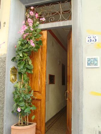 B&B Tre Gigli Firenze: ingresso Tre Gigli BB