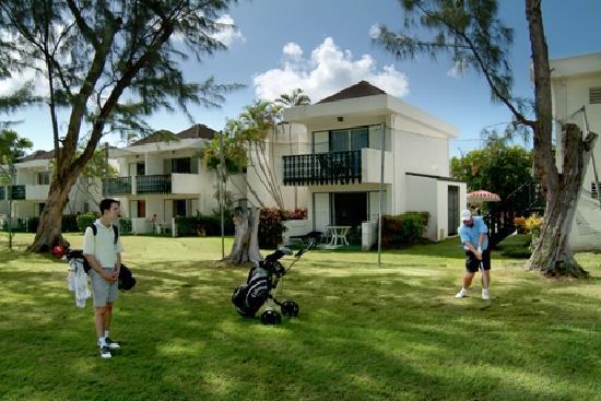 Plum Tree Club on Rockley Golf Course : Golf at Plum Tree Club