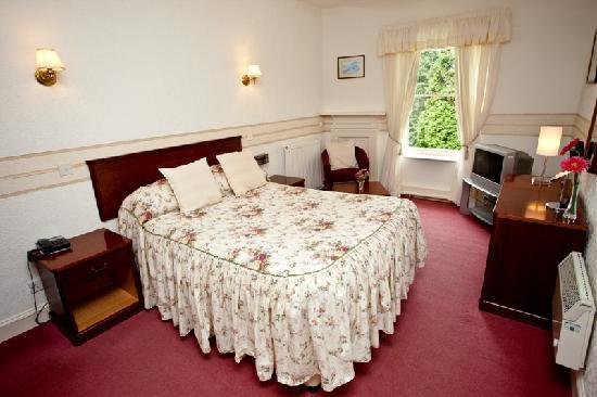Tankerville Arms Hotel Wooler: Double Room