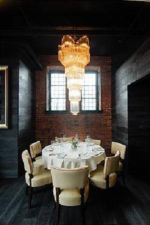 scampo private dining room - Private Dining Room Boston