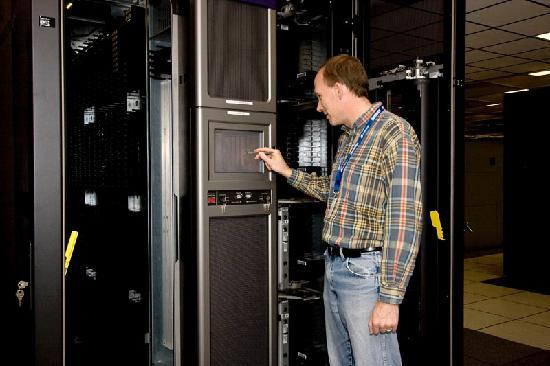 Boulder, CO: Our supercomputers and massive data handlers run 24/7