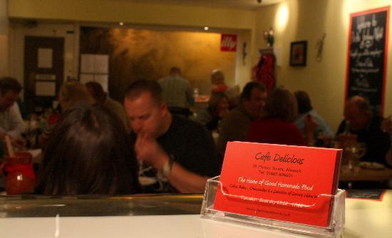 Cafe Delicious - The Tapas Bar: Tapas & Sangria