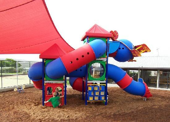 NRMA  Merimbula Beach Holiday Park: Our great new playground