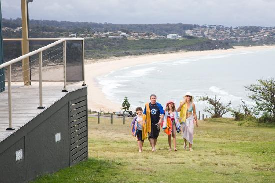 NRMA  Merimbula Beach Holiday Park: Fantastic park for the whole family