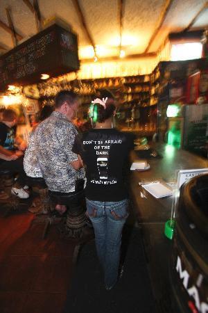 Ao Nang Inn: friendly staff