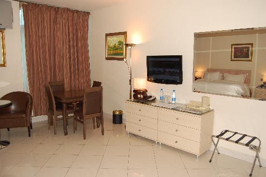 Golden Royale Enugu: Classic Room