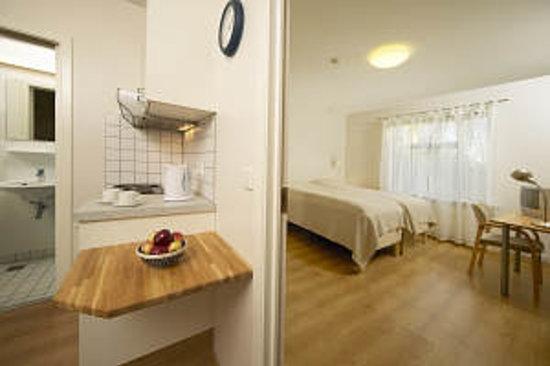 Guesthouse Sunna: A studio
