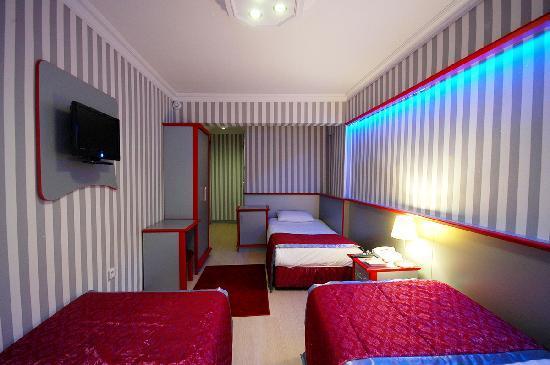 Hatay Hotel: trıple room