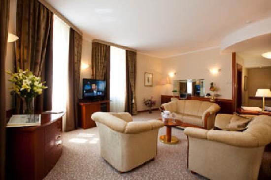 Grand Hotel Union: Suite