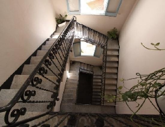B&B Residenza CandiaMare : palazzo