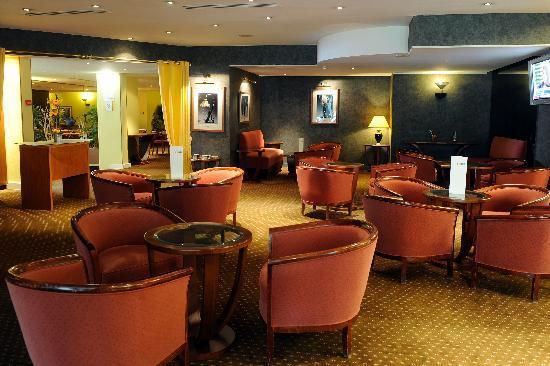 Hotel Nancy Centre Gare : BAR DE L'HOTEL