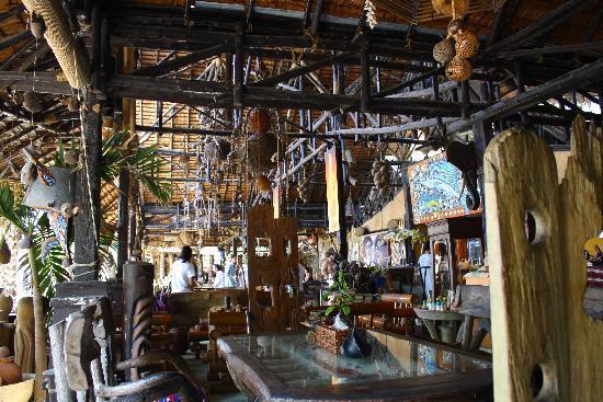 Viking Natures Resort: restaurant