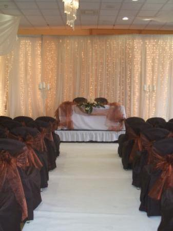 Four Seasons Hotel and Leisure Club: Civil Ceremonies .. .. with Pleasure