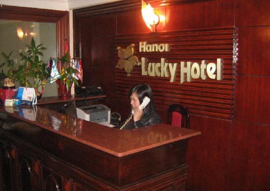 Hanoi Lucky II Hotel: Luckyhotel2
