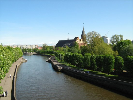 Last Minute Hotels in Kaliningrad
