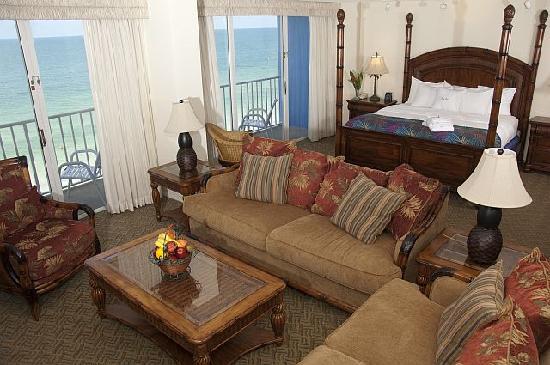 Doubletree Beach Resort by Hilton Tampa Bay / North Redington Beach: Junior Suite