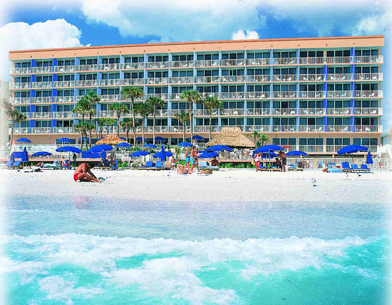 Doubletree Beach Resort by Hilton Tampa Bay / North Redington Beach: Our beautiful beach resort