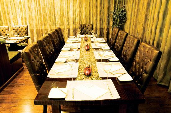 18oz: Inside the restaurant