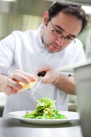Mattia camorani foto di cucina edimburgo tripadvisor for Cucina g v hotel
