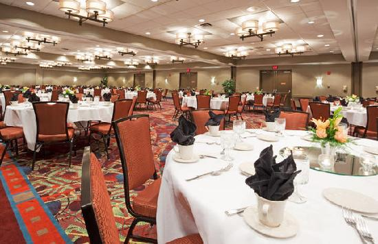 Crowne Plaza MSP Airport - Mall of America: Banquet
