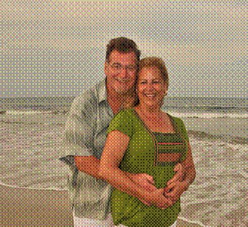 Florida Wines of Daytona: Enjoying the beach!