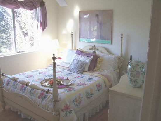 Davies House Bed & Breakfast and Extended Stay Inn : Sunny Suzanne's room with a great view