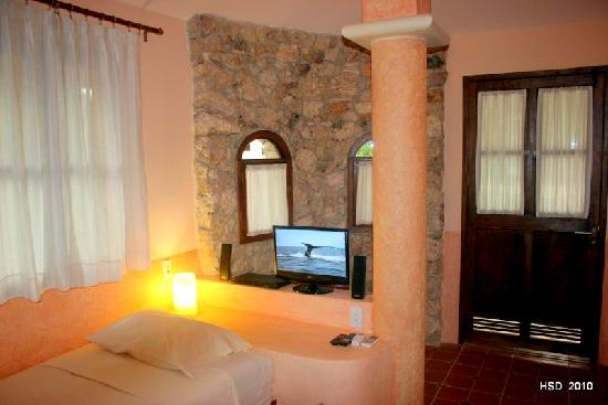 Hacienda Hotel Santo Domingo: Romantic Junior Suite