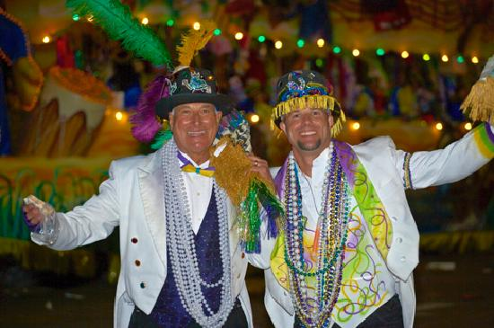 Houma's Mardi Gras celebration is second to only one other - New Orleans. Visit Houma for a fami