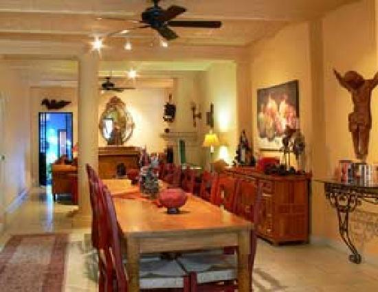 Estrellita's Bed & Breakfast : Dining Room