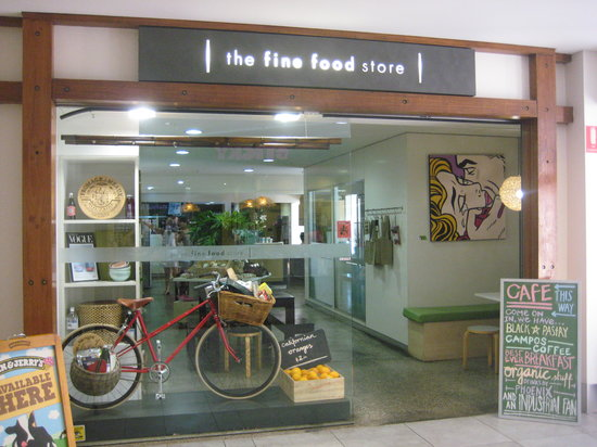 The Fine Food Store: hey.. i hav a red vintage bike just like this..!