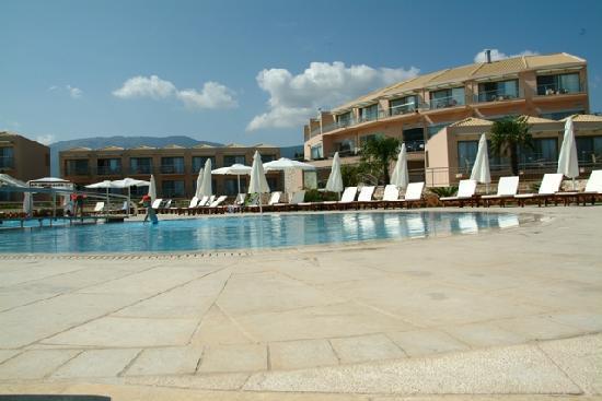 Ionian Emerald Resort: OUTSIDE  AREA