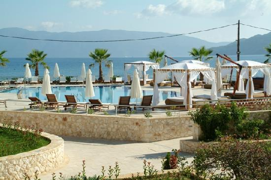 Ionian Emerald Resort: NICE  VIEW FROM THE ROOMS