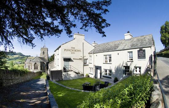 The Punch Bowl Inn Crosthwaite